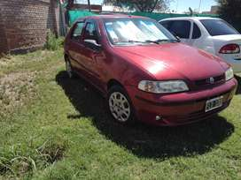 Fiat palio con gnc