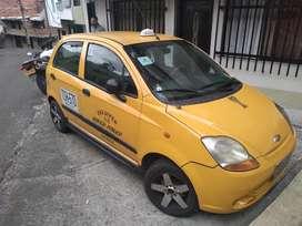 Taxi Spark 2009 Medellin