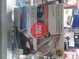 PLANCHAS BLACK AND DECKER 2X1