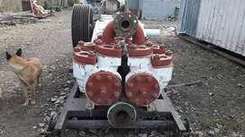 Bomba duplex de piston