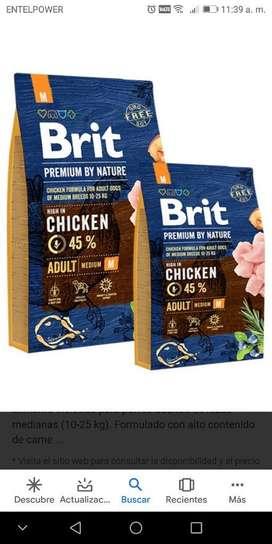 Brit Premium Adulto de 15kg