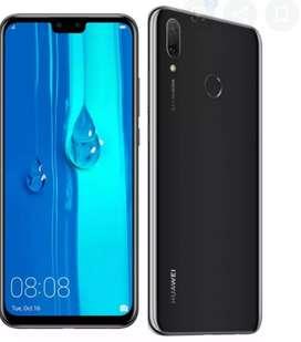 Teléfono huawei y9 2019 vendo o cambio con iphone