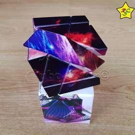 Cubo Rubik Ghost Cube Ninja Ghostcube Star Patern Stickerles