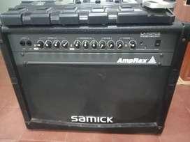 Amplificador Samick estereo 40 X40 wts