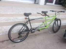 Cicla doble