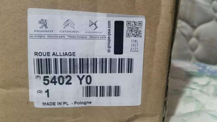 Vendo Llanta de Aleación Stromboli R17 C 0
