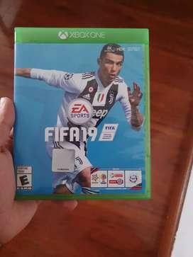 Vendo o Cambio FIFA 19