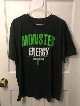 Polo Monster Energy