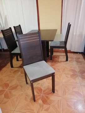 Vendo mesas - sillas