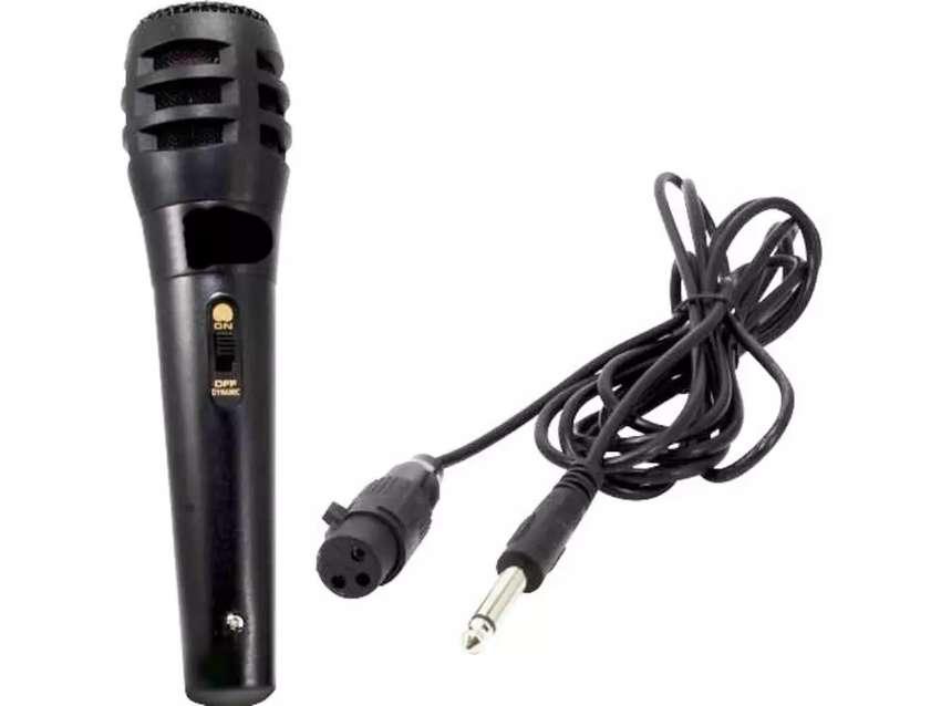 Microfono alambrico COD AM 494