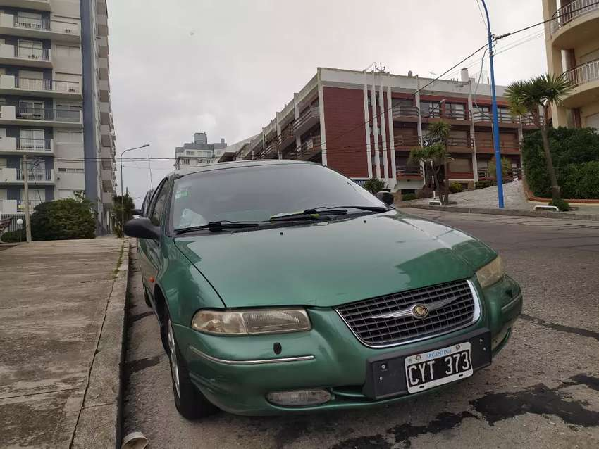 Chrysler Stratus LX at 2.0 tomo kangoo o similar 0