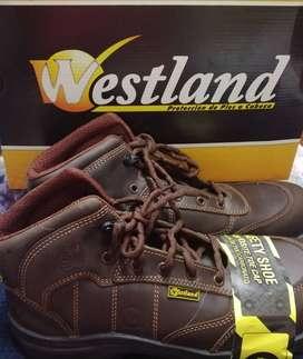 Zapatos Industriales Cuero Punta Acero Westland
