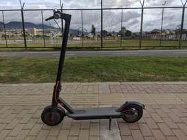 Patineta eléctrica scooter m365 réplica