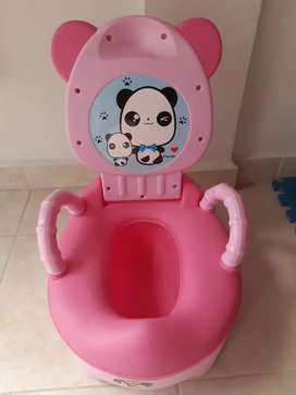 Mica rosado niña