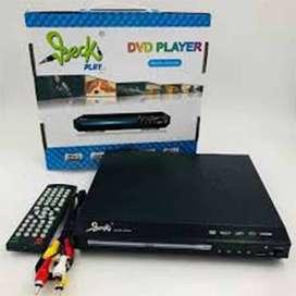Reproductor DVD multiformato/Envios Contra-Entrega