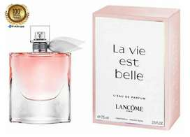 Perfume La Vida Es Bella Lancome Mujer 75 Ml Original Sellado