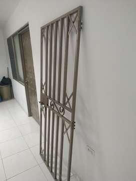 Reja Puerta Principal