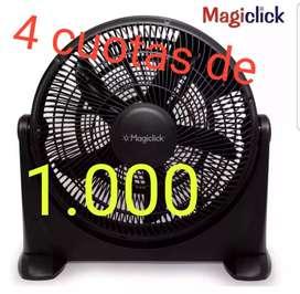 Turbo ventilador 90w en cuotas