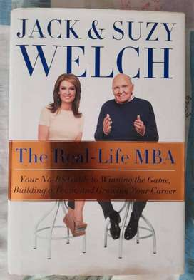 The Real-Life MBA - Jack & Suzy Welch