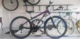 Vendo cicla BTM