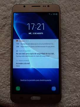 Samsung galaxy j7 metal barato