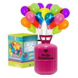 tanque de globos de helio incluye 30 globos total helio para 50 globos