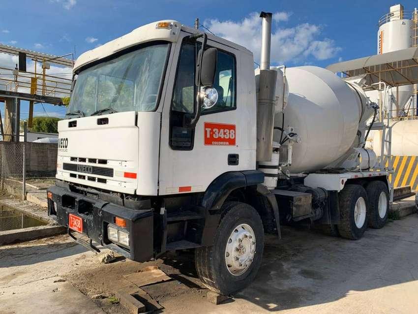 Camión Mixer IVECO 0