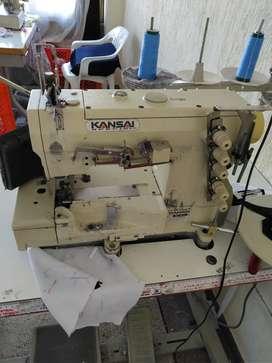 Vendo 10 maquinas industriales de coser
