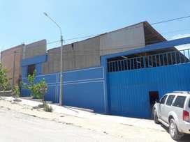Alquiler de local o almacén Industrial 1400 m2,Pachacutec,Cerro Colorado