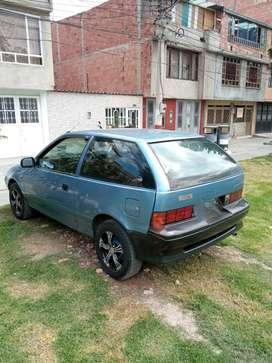 Vendo carro chevrolet swift modelo 1994 en buen estado documentos al dia soat y tecnomecanica vigente hasta diciembre