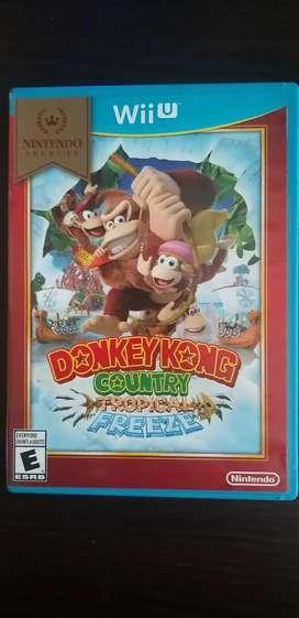 Donkey Kong Country: Tropical Freeze - Wii U