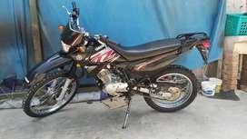 Yamaha xtz125  2019