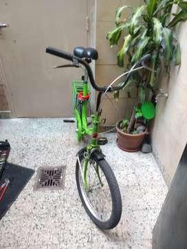 Bicicleta plegable R 20