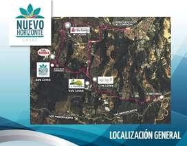 VENDO LOTE ESQUINERO DE 140 M² EN GIRON CARRIZAL ALTO