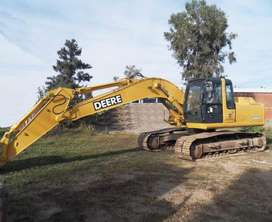 Excavadora Oruga LC200 Jhonn Deere
