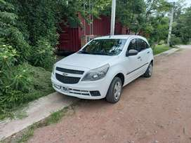 Chevrolet Agile LS GNC