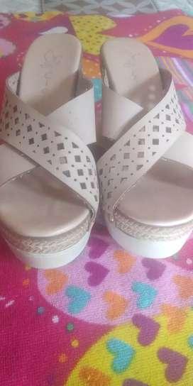 Zapatos cielo moda