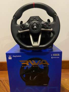 Simulador Racing Wheel Apex Ps4/3 Y Pc