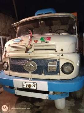 Mercedes Benz 1114 Volcador