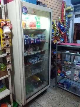 Vendo refrigerador panorámico