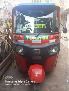 Mototaxi Bajaj Deportiva