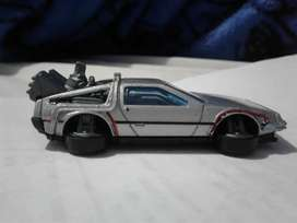 Hot Wheels, Back To The Future Time Machine - Hover Mode.