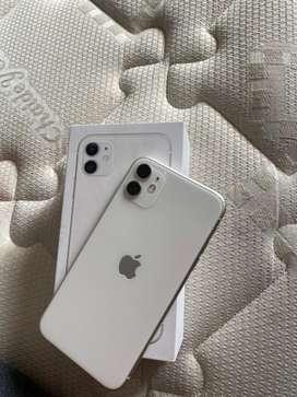 Iphone 11 blanco 64GB