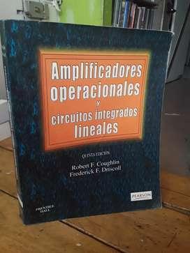 Amplificadores operacionales y circuitos integrados lineales editorial pearson couglin