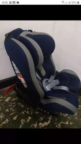 Silla para asiento vehicular