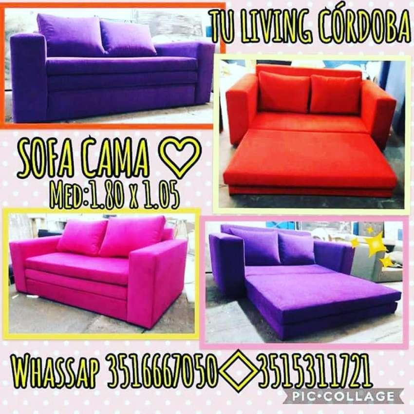 Sofa Cama Premium 0