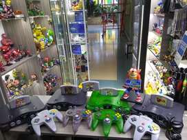 Nintendo 64 y super nintendo