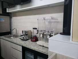 Cafetera expreso De longhi 1 litro