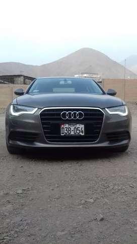 Audi A6 2012 excelente estado