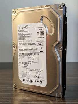 Disco duro - 160 GB ( Seagate ) En perfecto estado ( 100% de salud )
